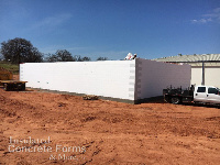 Chandler OK High School Tornado Safe Room and Multi-purpose ICF Building with Quad-Lock ICF by ICF & More OKC - Image 1