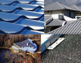 Colbond Building & Roofing Products from the Green Building Experts ICF & More
