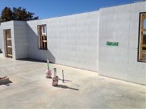 ICF Energy Efficient Concrete Construction - Insulated Concrete Forms & More OK - What We Do