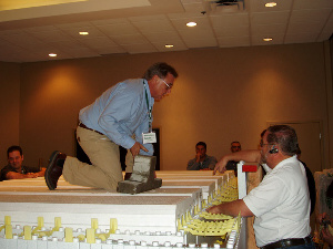 ICF Builder Training Techniques with ICFs and concrete by Insulated Concrete Forms & More