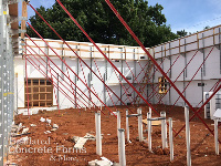 Jackson Elementary School Tornado Safe Room in Norman OK with Fox Blocks ICF by Insulated Concrete Forms & More OKC