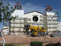 Photos of commercial fire resistant safe durable icf for Icf builders in arizona