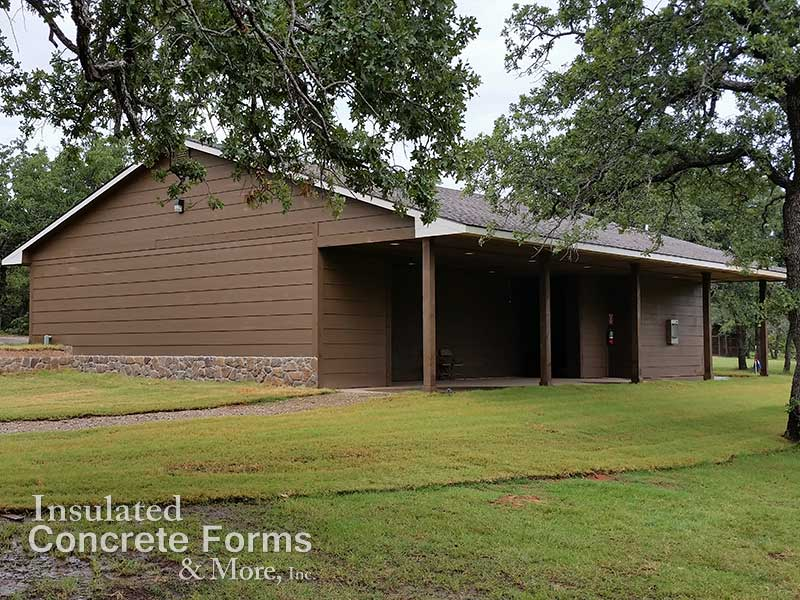 Icf homes oklahoma city home review for Building a house in oklahoma